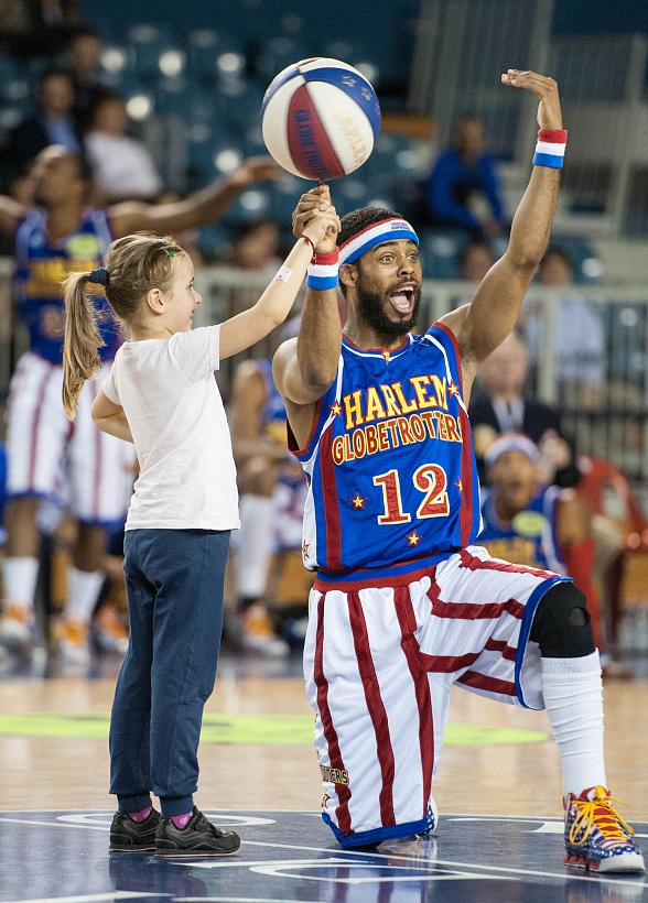 Legendary Harlem Globetrotters Return to Orleans Arena on Oct. 27