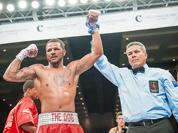 Anthony Dirrell defeats Don Mouton by unanimous decision