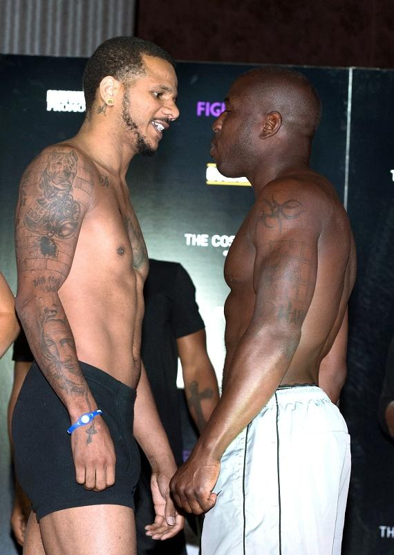 Anthony Dirrell vs Don Mouton