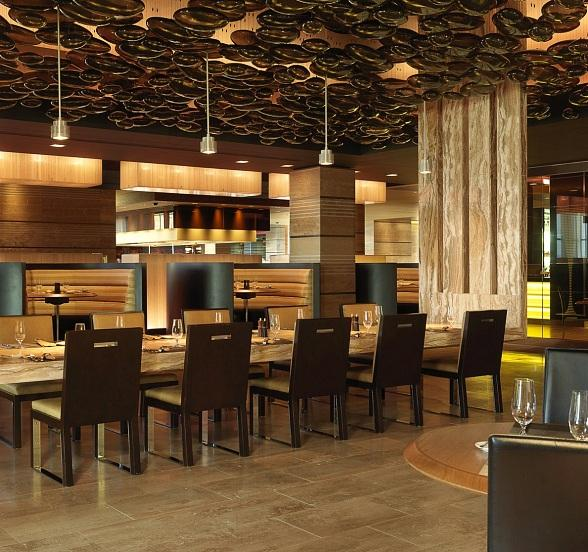 M Resort Offers New Year's Eve Dining and Spa Specials to Start The New Year