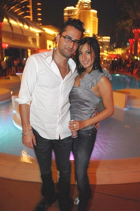 Antonio Esfandiari at Surrender