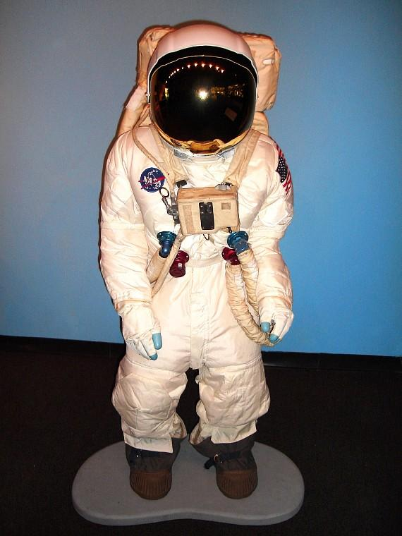 Apollo 10 Space Suit