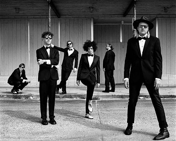 "Arcade Fire to Bring ""Infinite Content"" Tour to Mandalay Bay Events Center Sunday, October 22"