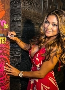 UFC Ring Girl Arianny Celeste Hosts
