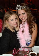 Pretty Little Liars star Ashley Benson attends Bachelorette Party at TAO