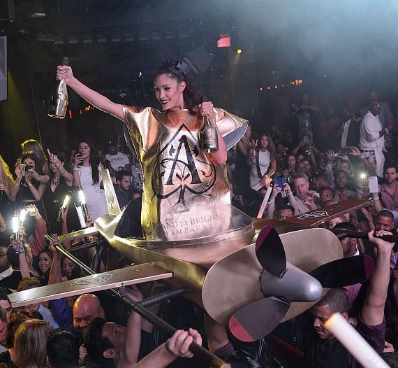D'USSE Presents Fight Weekend At Marquee Las Vegas