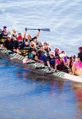 Park Place Infiniti Sponsors Inaugural Dragon Boat Festival to Benefit Local Breast Cancer Patient Services