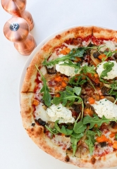 Fall Flavors at Flour & Barley Brick Oven Pizza