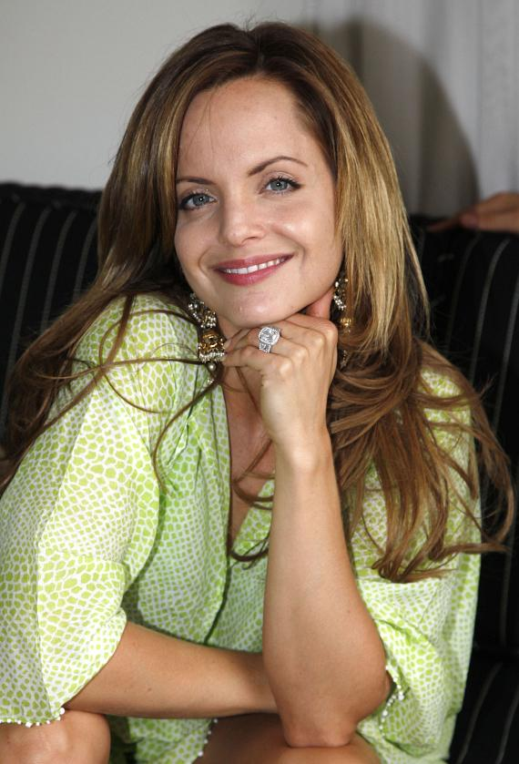 Mena Suvari hosts Azure at The Palazzo