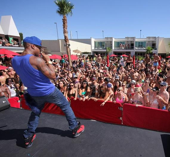 B.O.B. performs at Ditch Fridays
