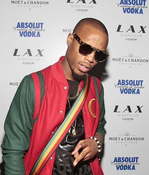 B.o.B at LAX Nightclub