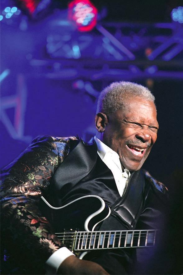 B.B. King to Perform at Veil Pavilion at Silverton Casino Hotel Nov. 25