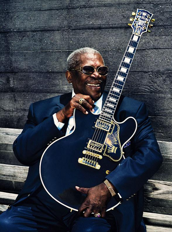 "Las Vegas Festival ""Big Blues Bender"" Announces Festival Lineup: B.B. King, George Thorogood, Blind Boys of Alabama and More Sep 25-29"