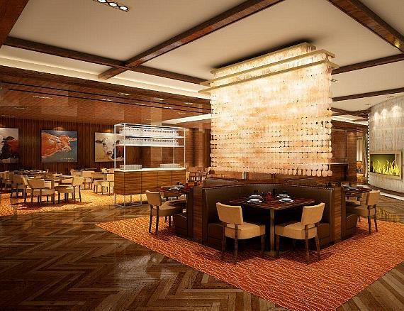 BLT Steak at Bally's Las Vegas to open early 2014