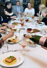 GIADA Introduces Monthly Wine Dinner Series
