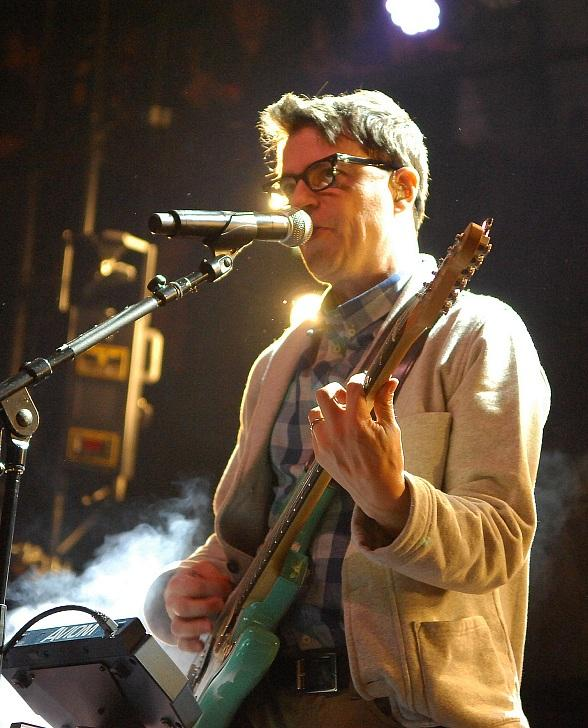 Rock Band Weezer Performs Private Show for AG Jeans at Haze Nightclub in Las Vegas