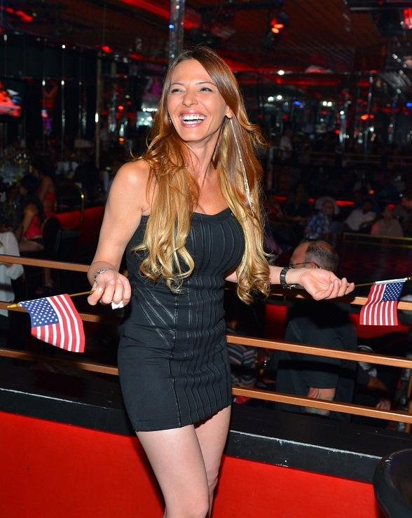 Drita D'Avanzo Celebrates Memorial Day Weekend at Crazy Horse III in Las Vegas
