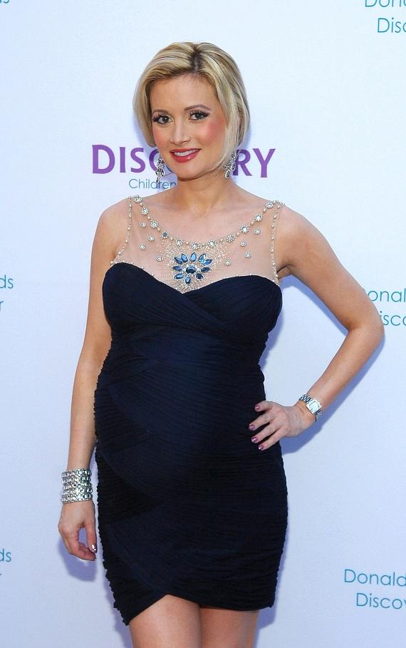 Holly Madison at opening of The Discovery Children's Museum