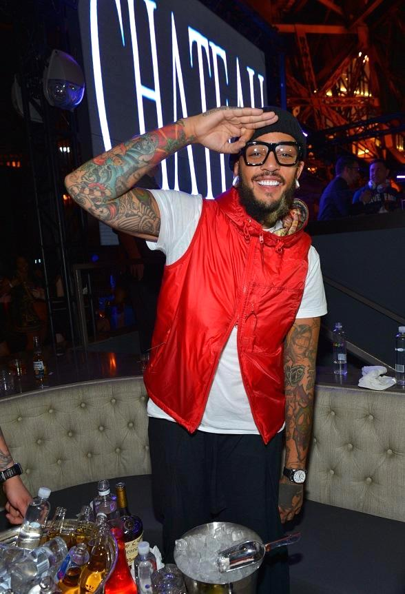 Travie McCoy Heats Up Memorial Day Weekend with Live Performance at Chateau Nightclub & Gardens