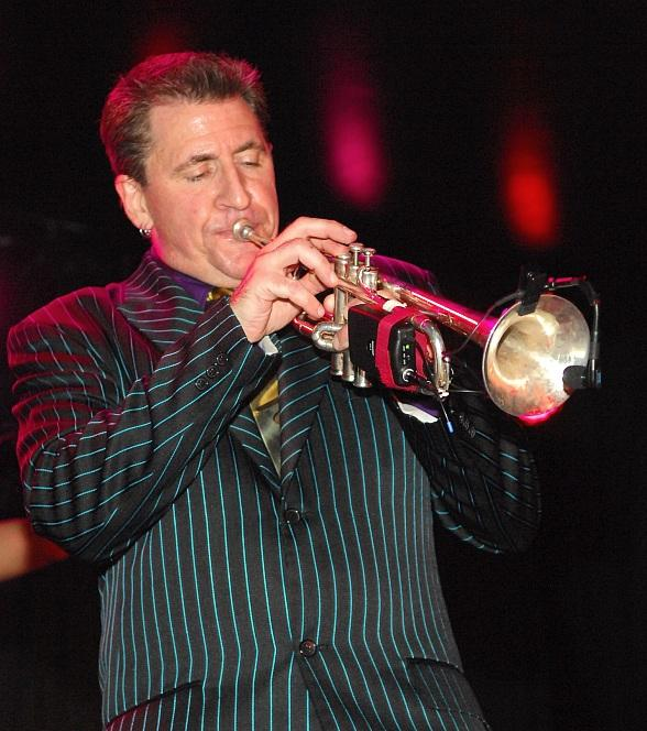 """Crown Prince"" of Swing Louis Prima Jr. and the Witness to perform Free Show at Red Rock Resort"