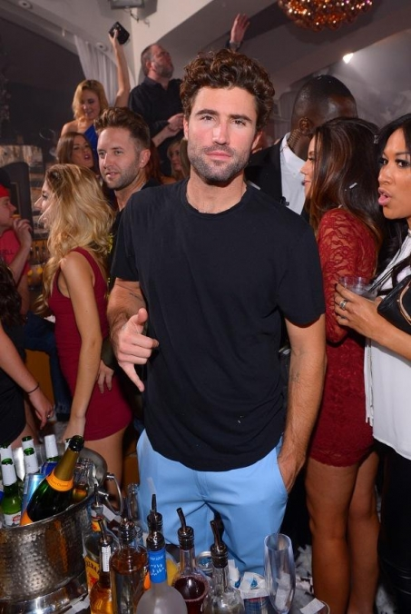Brody Jenner Hosts Wild Party at Hyde Bellagio, Las Vegas