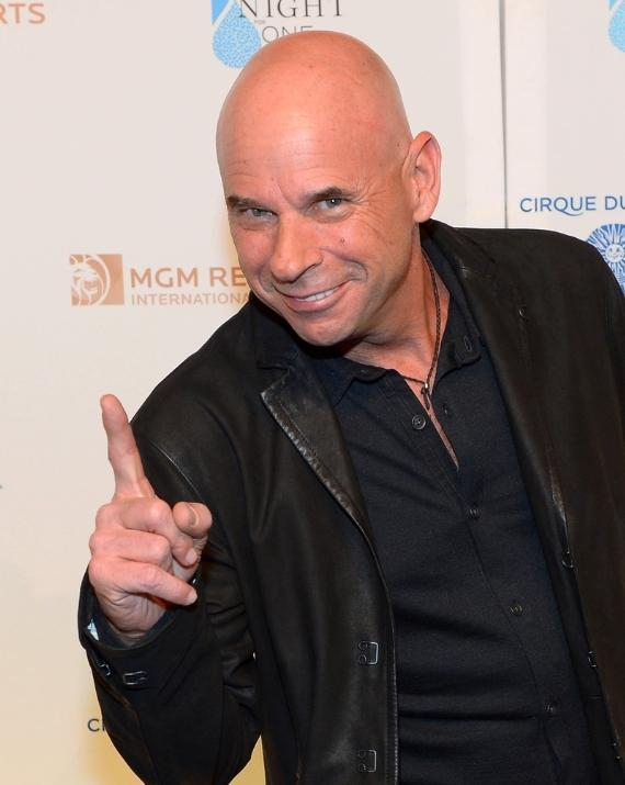 Founder Cirque du Soleil and Founder and Chairman of the Board of One Drop Guy Laliberte