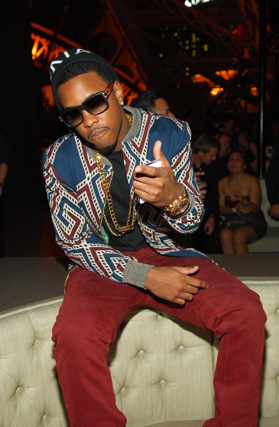 Jeremih at Chateau Nightclub