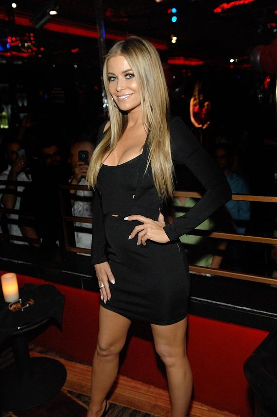 Carmen Electra celebrates her birthday at Crazy Horse III
