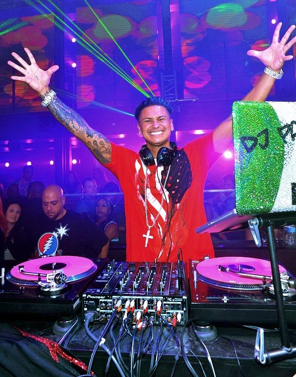 DJ Pauly D's Birthday Celebration at Haze Nightclub in Las Vegas