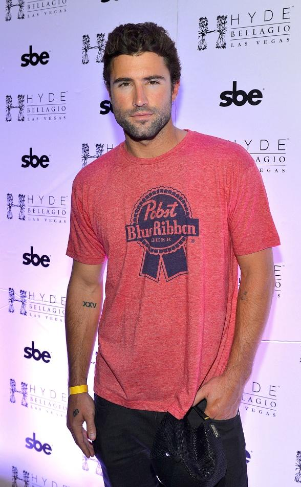 Brody Jenner Celebrates 30th Birthday at Hyde Bellagio Las Vegas
