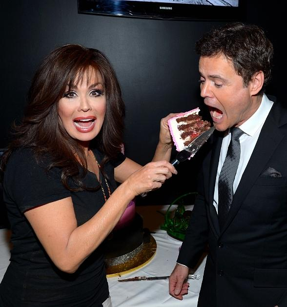 Donny & Marie Celebrate 1,000 Performances at Flamingo Las Vegas