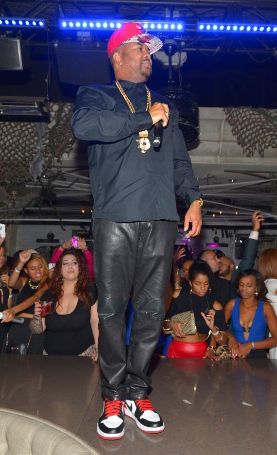 The Dream performs at Chateau Nightclub & Gardens