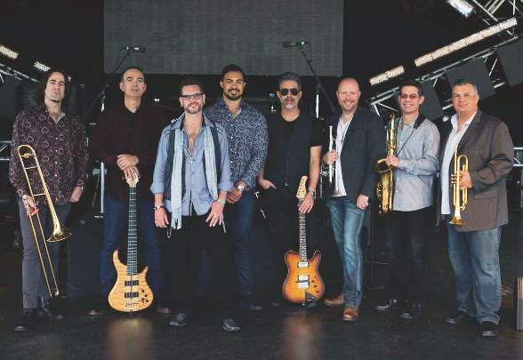 Blood, Sweat & Tears Featuring Bo Bice Brings to Perform at Silverton Casino July 30