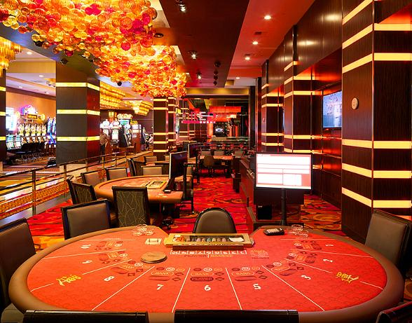 Golden Nugget Offers Unparalleled Gaming Experience with New Baccarat Pit