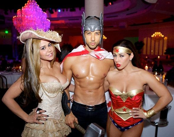 "Bagatelle Beach & Supper Club Debuts with Glamorous ""Night of Masks"" Halloween Event"
