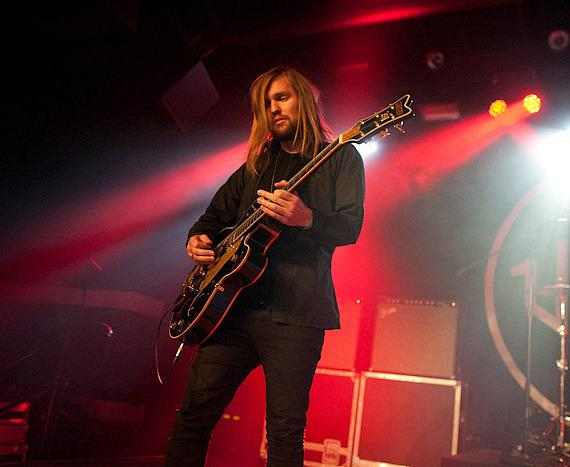 Band of Skulls perform at Vinyl at Hard Rock Hotel & Casino in Las Vegas