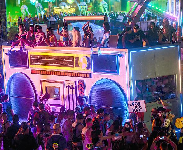 Insomniac and Life Is Beautiful Festival Announce the Debut of the Troubadour Stage