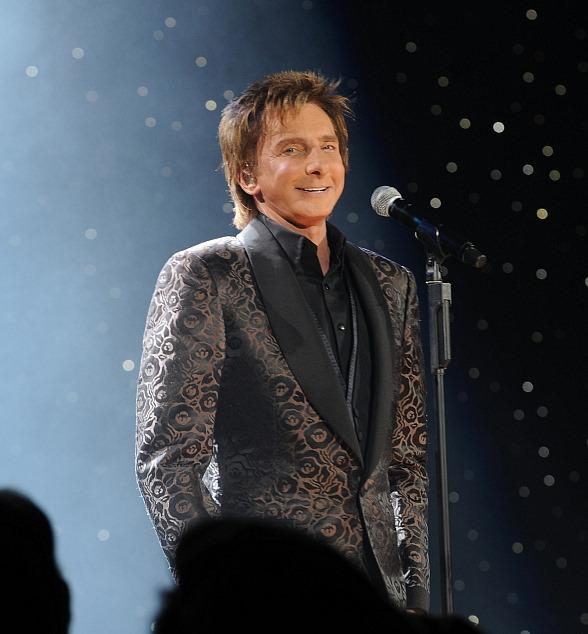 Pop Superstar Barry Manilow to Perform