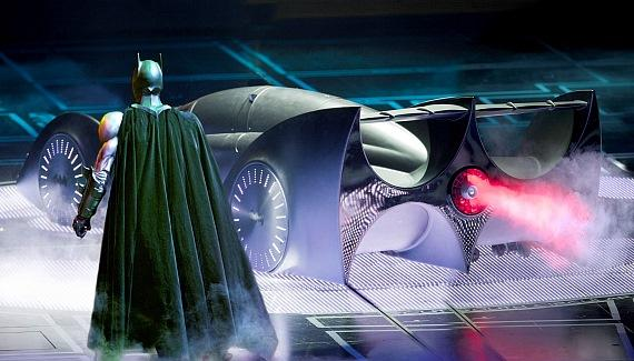 Batman Live Worldwide Arena Tour Coming to Las Vegas Oct. 3-7 at The Thomas & Mack Center