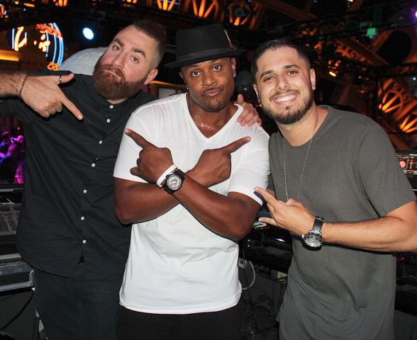 "BET's ""The Game"" Star Pooch Hall Hosts Finale Bash at Chateau Nightclub at Paris Las Vegas"