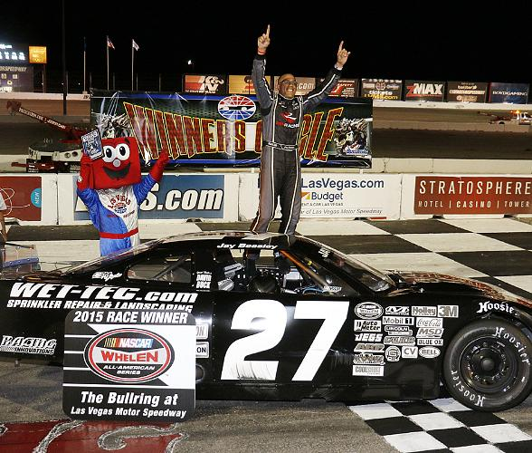 Beasley Completes Triumphant Return to Bullring with Feature Victory