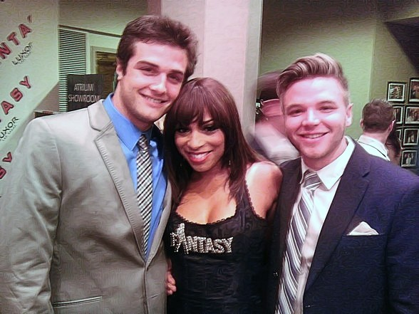 MTV's 'Awkward' Stars Beau Mirchoff and Brett Davern Attend FANTASY for a Guy's Night Out