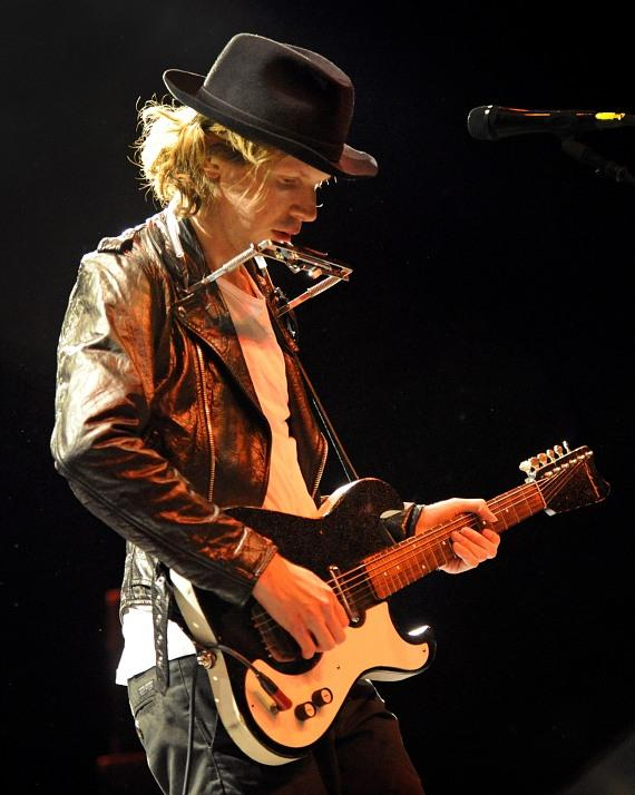 Beck performs at The Pearl at The Palms in Las Vegas