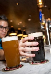 Get a Taste of Spring at Culinary Dropout's Five-Course Craft Beer Pairing Dinner Featuring Squatters Craft Beer March 26