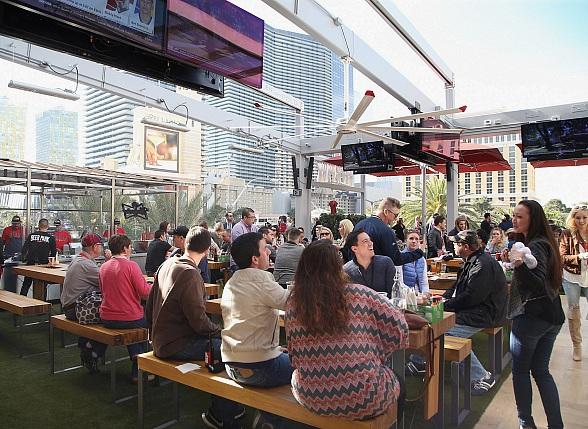 Beer Park at Paris Las Vegas to Host Knockout UFC 199 Viewing Party
