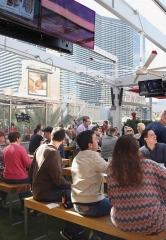 Beer Park at Paris Las Vegas to Host Summer Games Viewing Party for Opening Ceremonies with Free Beer for Fans