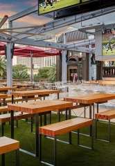 Beer Park at Paris Las Vegas to Light Up Independence Day with Food and Fireworks