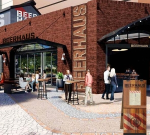 Las Vegas' Beerhaus to Serve Up Craft Brews and Artisanal Eats in The Park on Las Vegas Strip Between New York-New York and Monte Carlo April 4
