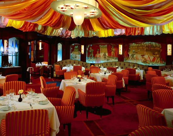 Le Cirque - Main Dining Room