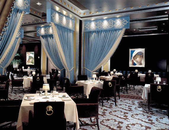 Prime - Main Dining Room
